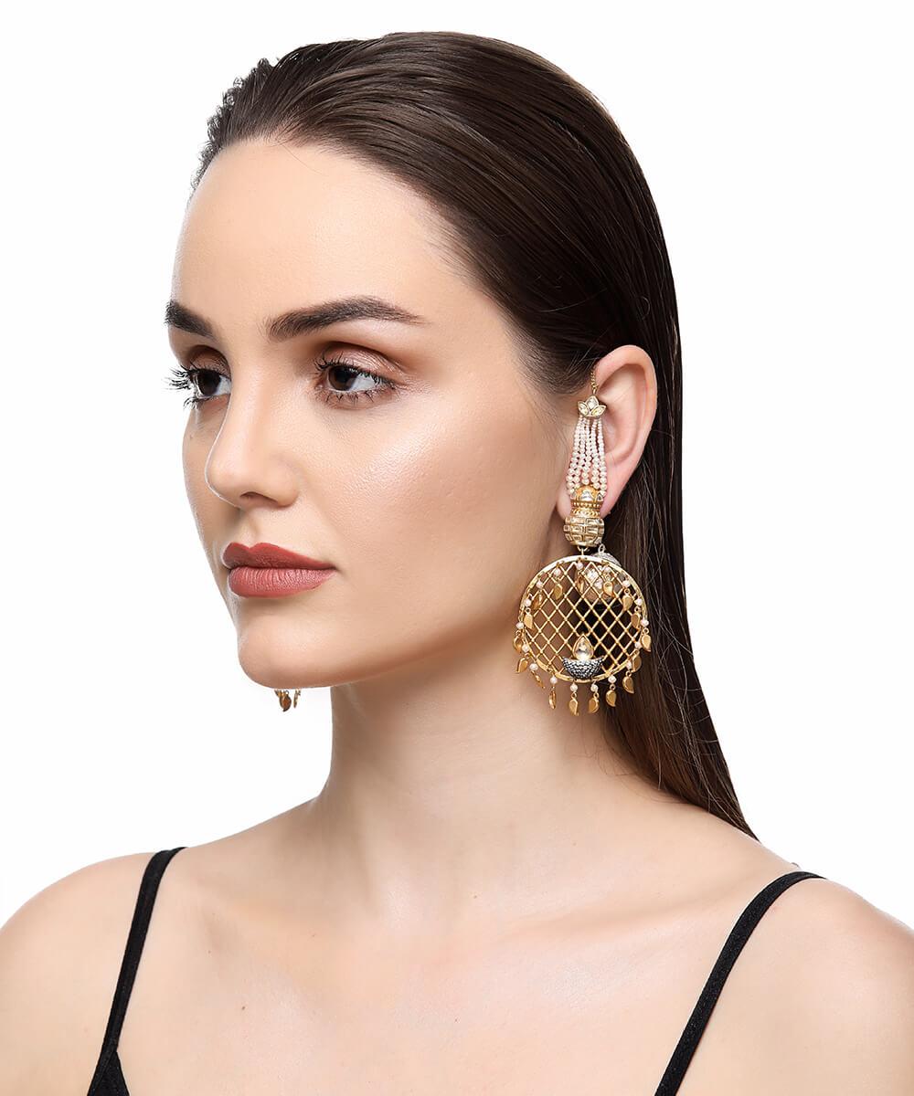 Chayana Earrings - Raabta by Rahul